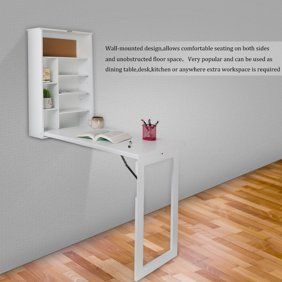 Home Wall Mounted Table Desk