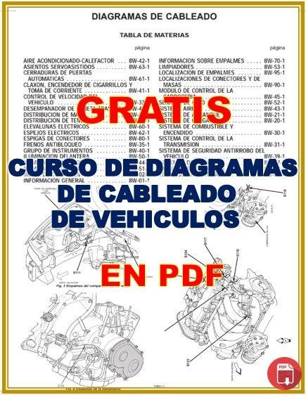 Pdf Curso Completo Manual De Diagramas De Cableado De Vehiculos