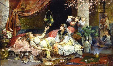 """orientalismo  La ficción del concepto de """"Orientalismo""""   ORIENTALISMO   Pinterest ..."""