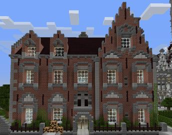 Dutch Building Minecraft