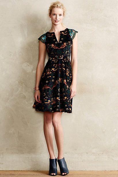 Larksong Corduroy Dress by Eva Franco - $188 - anthropologie.com. lovely model