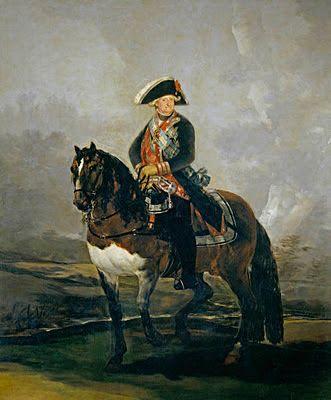 Guerras Napoleónicas: El caballo de guerra napoleónico
