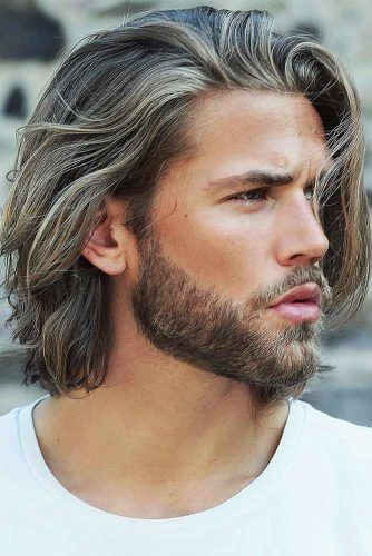 95 Trendiest Mens Haircuts And Hairstyles For 2020 Lovehairstyles Com Men Hair Color Long Hair Styles Men Haircuts For Men