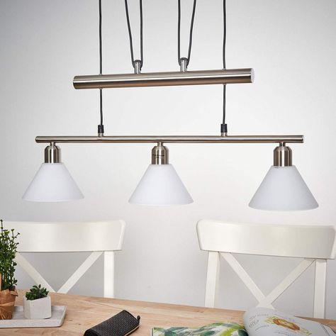 LED Retro Decken Hänge Lampe VINTAGE Antik Schwarz Halb-Kugel Industrie Leuchte