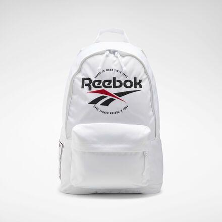 Classics RTW Backpack | White reebok, Reebok, Backpacks