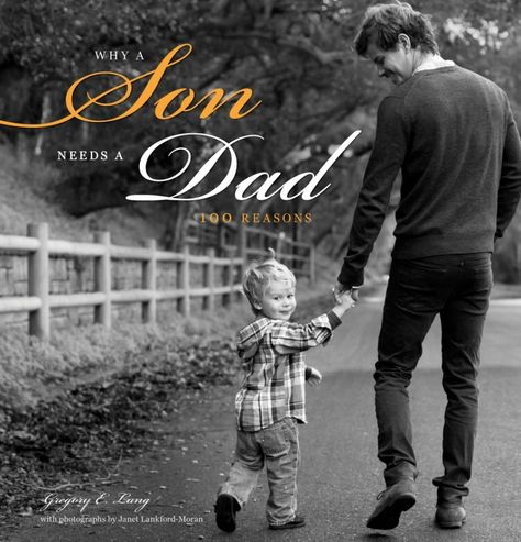 Why a Son Needs a Dad (eBook)