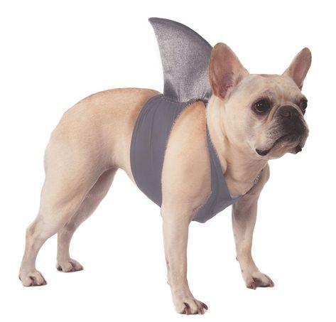 Rubie's Shark Fin Dog Costume - | Dog shark costume, Dog