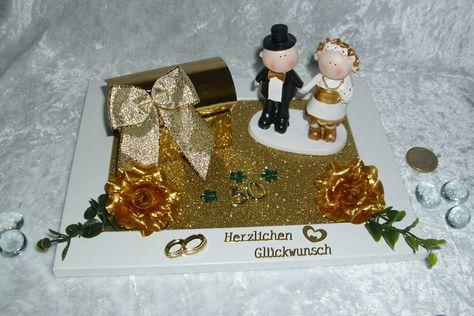 Geldgeschenke Geldgeschenk Gutschein Goldene Hochzeit