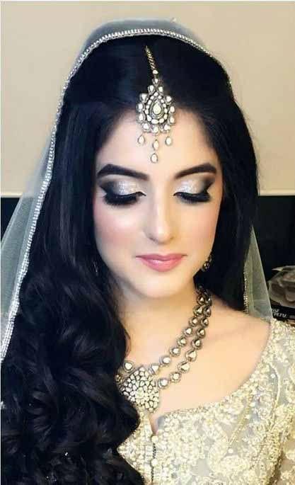 Pakistani Engagement Makeup For Brides In 2018 Indian Bride