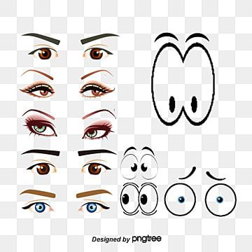 Cartoon Eyes Eyes Clipart Children Eye Child Eyes Png Transparent Clipart Image And Psd File For Free Download Olhos Desenho Animado Olhos De Anime Photoshop