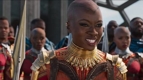 18 Mind-Blowing Details About The Dora Milaje Costumes In