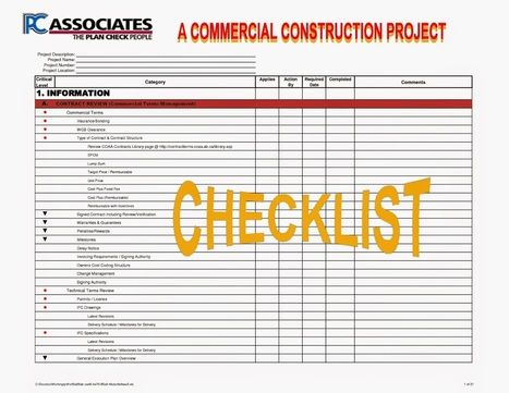 Constructability Review Guidelines To Ensure Conventional Building