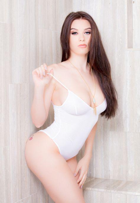 Kayla carrera anal