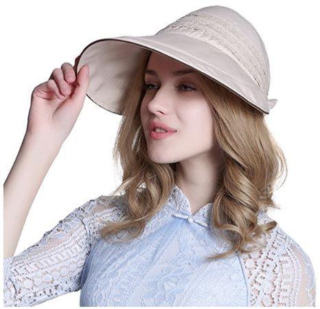 Top 9 Best Sun Hats For Women In 2020 9topbest Com Sun Hats For Women Lace Splicing Sun Visor Hat