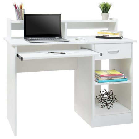 Best Choice Products Computer Desk Home Laptop Table College Home Office Furniture Work Station W White Computer Desk Home Office Furniture Home Office Desks