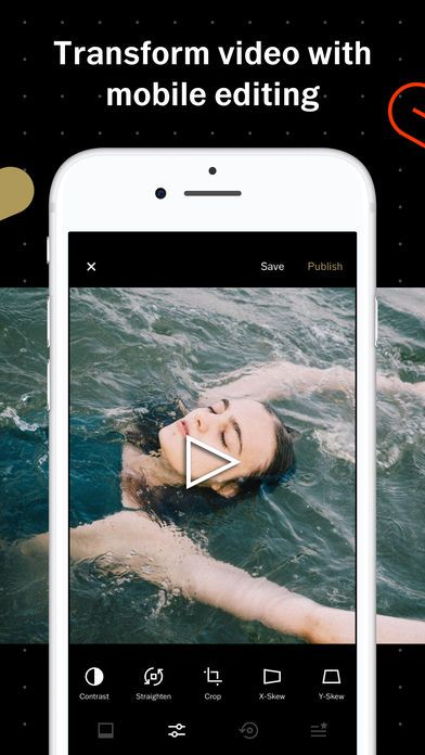 Iphone Screenshot 2 Android Camera Video App Photo And Video Editor