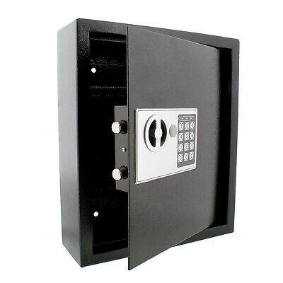 Ad Ebay Bisupply Key Safe Lock Box Key Holder Key Cabinet Wall Mount Key For 40 Keys Locker Storage Key Cabinet Key Safe