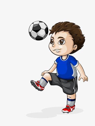 Jogador De Futebol Jogador De Futebol Jogadores De Desenho Animado Atletas De Vetor Png E Vetor Para Download Gratuito Soccer Players Soccer Poster Football Background