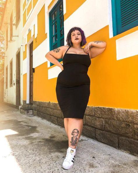 Plus Size Fashion – Curvy Friends Fat Fashion, Curvy Girl Fashion, Plus Size Fashion, Fashion Outfits, 2000s Fashion, Fashion Hair, Fashion News, Curvy Girl Outfits, Plus Size Outfits