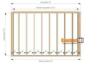 12x12 Shed Plans Gable Shed Construct101 Shed Plans Diy Shed Plans Diy Shed