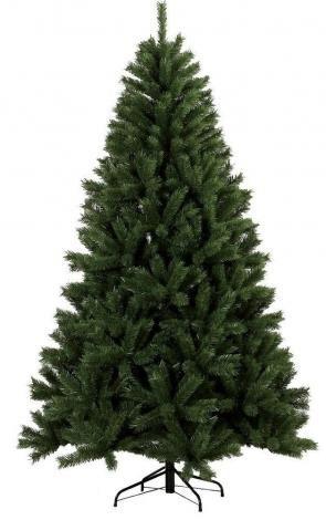 Arvore De Natal Dinamarca Verde 1 8 Metros 580 Galhos Magizi