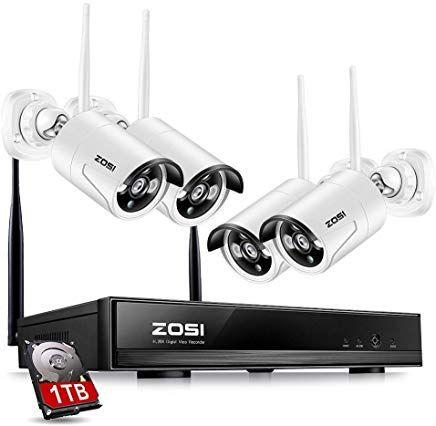 Amazon Com Alarm System For Apartment Home Security Camera Systems Wireless Home Security Systems Wireless Security Cameras