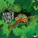 #worldlizardday #pantherchameleon #lizard #peppermintnarwhal