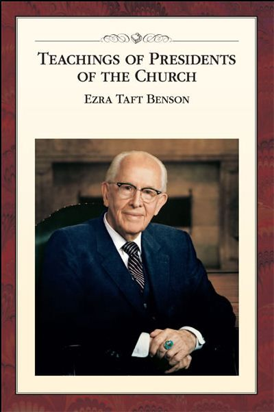 The Teachings of Presidents of the Church LESSON HELPS - LatterdayVillage
