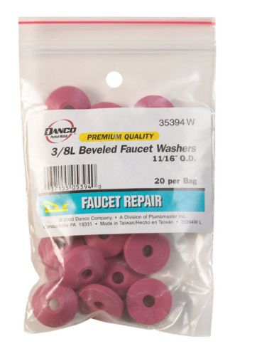 Duster Guns And Other Cleaners 22660 Danco Faucet Washer 3 8