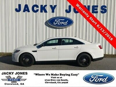Ebay Advertisement 2016 Ford Other Fwd 2016 Ford Sedan Police