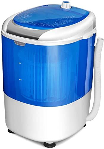 New Costway Mini Washing Machine Spin Dryer Electric Compact