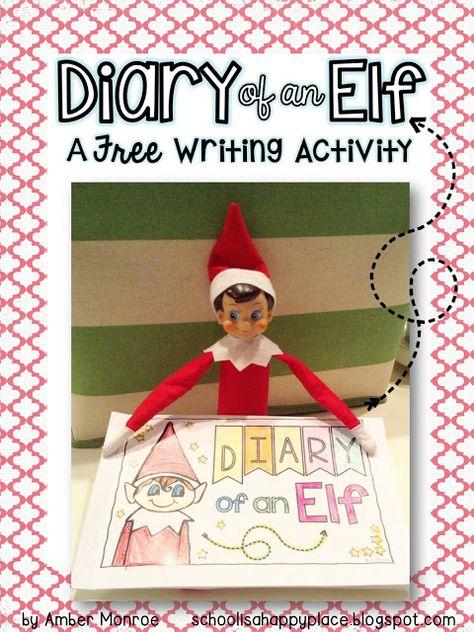 Naughty Elf Props Xmas Coffee Wine Hamburger Snow Broom Christmas on the shelf
