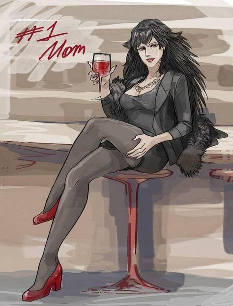 Number One Mom [Shia-Rina] : RWBY