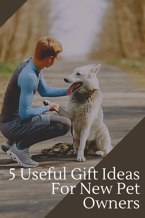 See all these great gift for new pet owner ideas! This article will have some great gift ideas for any new pet owner you know. These gifts are great as they are useful and something they will need as a pet owner. See all these great gift ideas for friends or family who have pets. #petowners #giftideas #catlovers #catgifts #doglovers #doggifts #pets #gifts #newpetowners #greatgifts #usefulgifts
