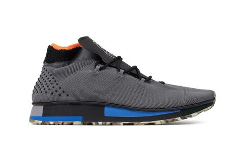 buy popular bb382 31438 Adidas x Alexander Wang AW Run Mid - St CragBlack