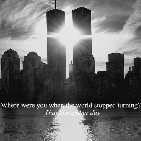 Never forget. 16 years. Seems like yesterday seems like forever. Where were you on 9.11.01? Comment below . . . shared from @gallantfew #Iamgallantfew #thedarbyproject #wheresdarby #gallantfew #raiderproject #settheexample #withyou #rltw #rwltw #armyrangers #suasponte #rangerregiment #rangerbattalion #september11th #911 #neverforget #wherewereyou