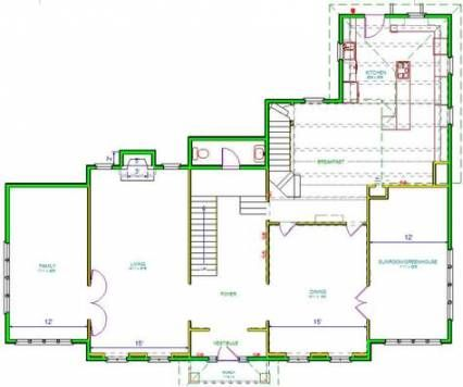 17 Super Ideas House Exterior American Floor Plans Home Alone Movie House Floor Plans Floor Plans
