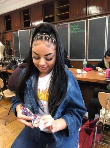 36++ Rubber band hairstyles straight hair ideas in 2021