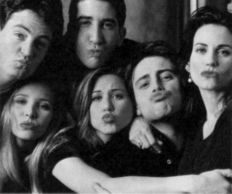 """If The Sitcom """"Friends"""" Were Re-Made Today"""