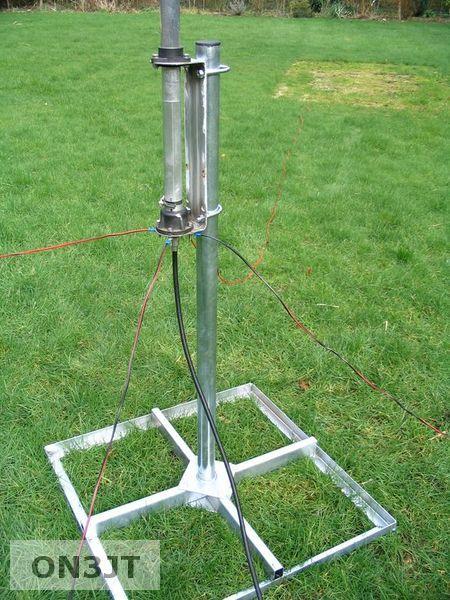 Homebrew HF Vertical Antennas   Antennae-Transmit/Receive   Ham