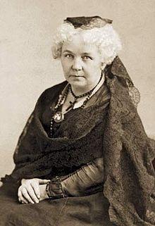 Top quotes by Elizabeth Cady Stanton-https://s-media-cache-ak0.pinimg.com/474x/9f/15/69/9f1569df760638dea85c9e0bacc7feaa.jpg