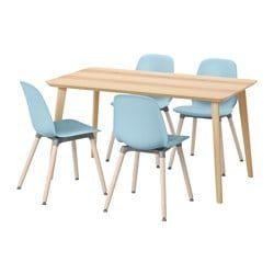 6 Persoons Eetkamer Set.Ikea Eetkamersets Bestel Je Eetkamerset Direct Online Ikea
