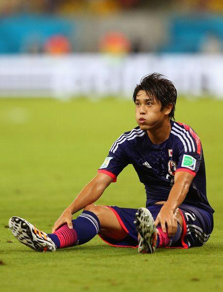 Atsuto Uchida Photos Photos: Cote D'Ivoire v Japan: Group C - 2014 FIFA World Cup Brazil