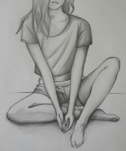 60 Simple Pencil Drawing Sketch Exercise Page 42 Of 61 With