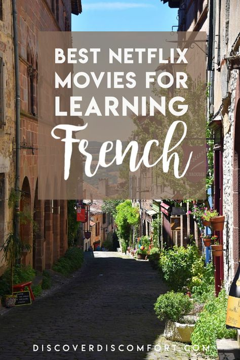 The best French movies on Netflix to see a different side of France. French Language Lessons, French Language Learning, Learn A New Language, French Lessons, Dual Language, Spanish Lessons, Teaching Spanish, Learning Languages Tips, Foreign Languages