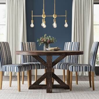 Magaw Solid Wood Dining Table Solid Wood Dining Table Dining