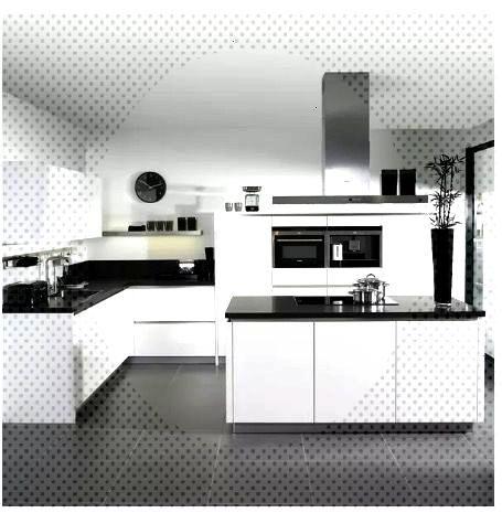 Schwarz Blanche Kitchen Cuisine Küche Black Blanc Noire Noir Donc Pas Not De Et Blanc Noir Et Blanc Donc Pas De Cui In 2020 Kitchen Kitchen Cabinets Home