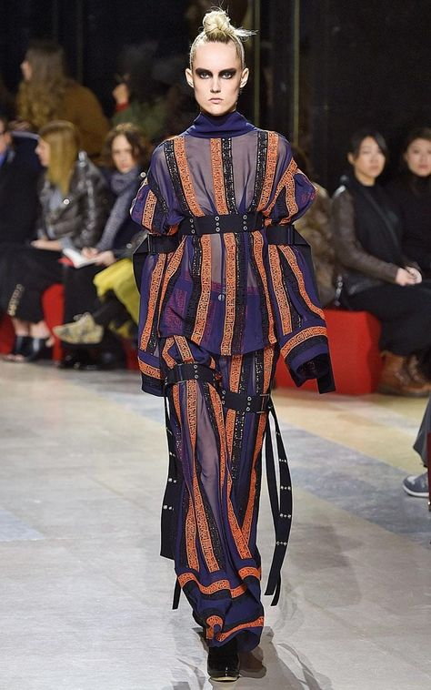 The fashion designer du moment is Sacai's Chitose Abe, tipped to take over one of the grand Parisian couture houses