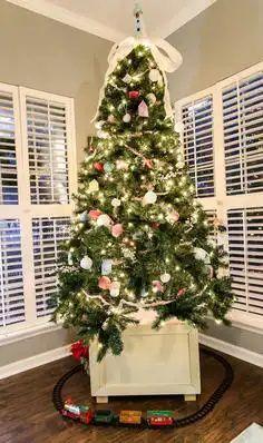 Diy Christmas Tree Box Stand Free Easy Plans Christmas Tree Box Stand Diy Christmas Tree Christmas Tree Box
