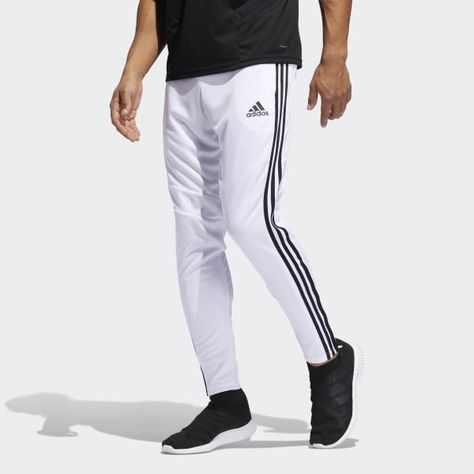 97b3e6f8 These soccer pants battle the heat with breathable, quick-drying fabric.  Cut for movement, they have a slim fit down the leg and stretchy ribbed  details on ...